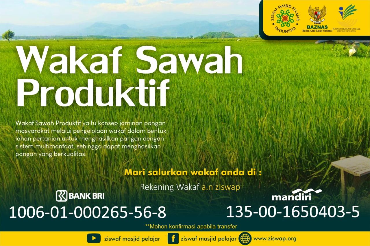 ZISWAP - Lembaga Zakat Infaq Shodaqoh Wakaf Masjid Pelajar